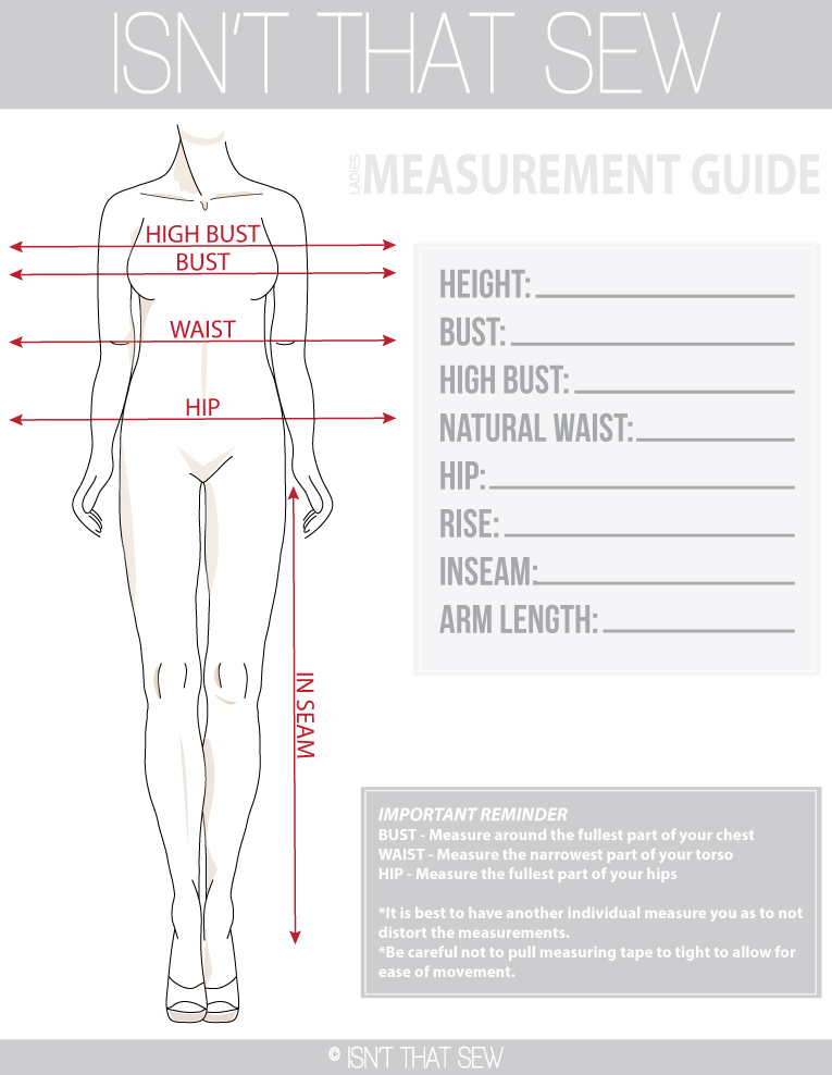 how to take body measurements bodybuilding