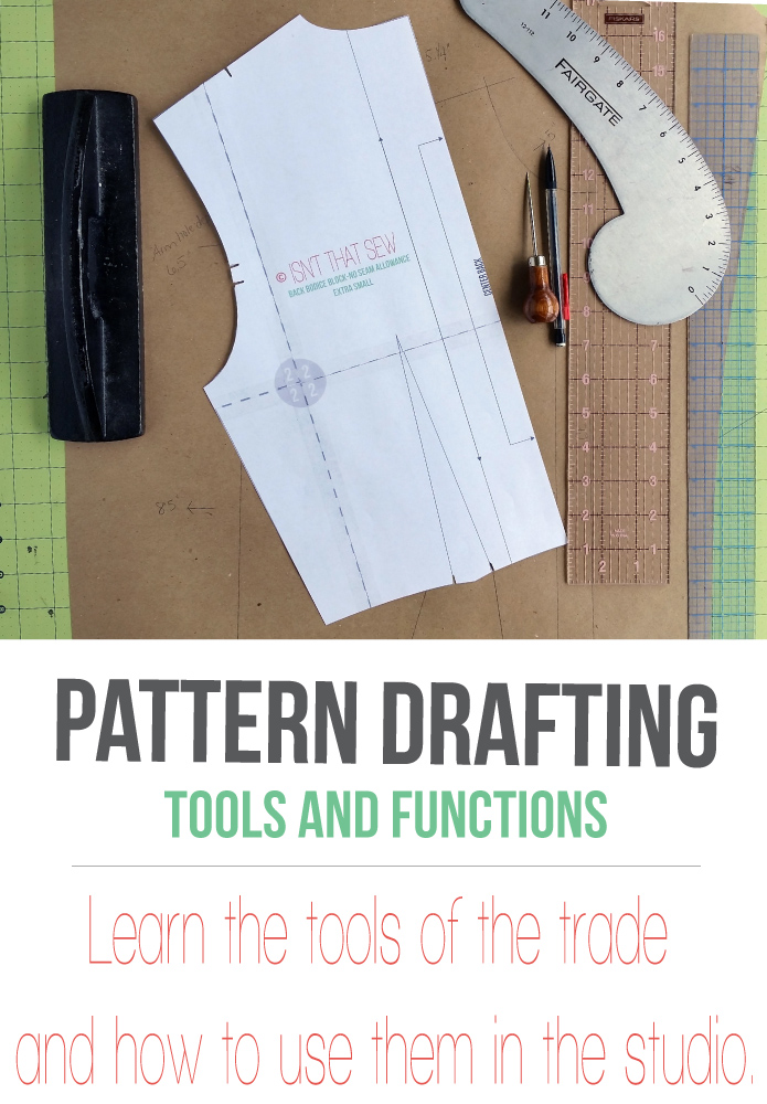 Pattern Drafting Tools and their functions | isntthatsew.org