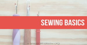 This handy guide explains all of the basic sewing tools and supplies needed to set up a home studio.
