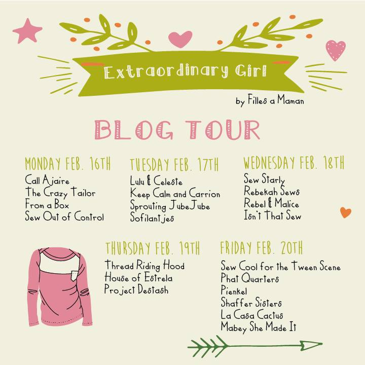 Extraordinary Girl Blog Tour