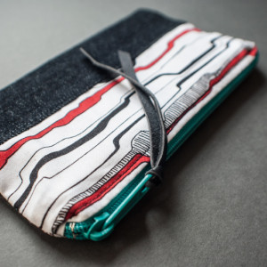 How to make a simple coin purse | isntthatsew.org