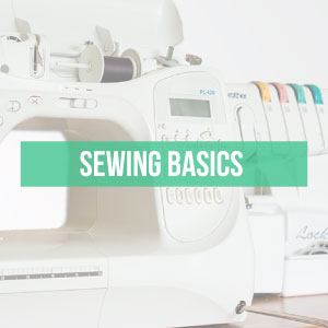 Learn the basics of sewing