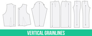 Isn't that Sew | Everything you need to know about grainlines and marking and cutting fabric