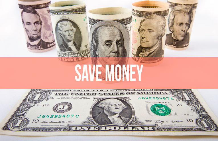 4 Reasons to master your sewing skills. Reason #3 - Save Money!