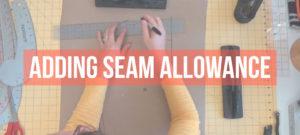 How to add seam allowance to any pattern | www.isntthatsew.org