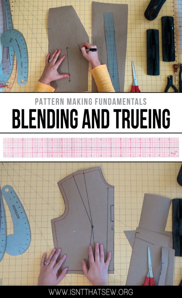 Do you know what blending and trueing means? If not, you should! | isntthatsew.org