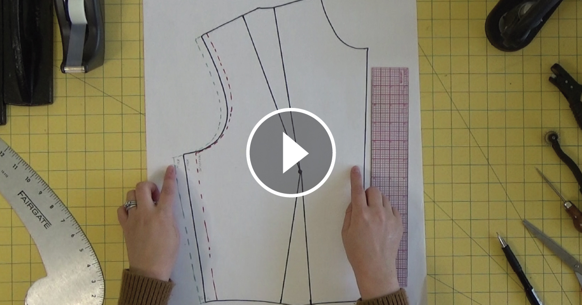 Ease What It Is And How To Add It To Sewing Patterns